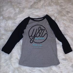 🦋 Women's Young & Reckless Long Sleeve size Small